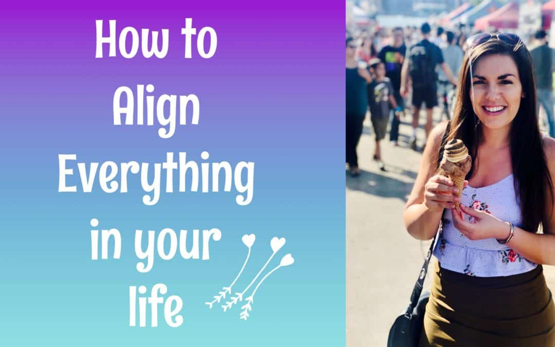 How to Clarify your Values and Realign your Life (activity included!)
